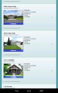 Spokane Audubon Park Homes - screenshot thumbnail