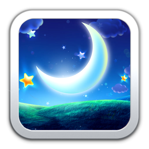 草原夜空動態壁紙 旅遊 App LOGO-APP試玩
