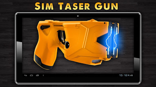 Simulator Taser Gun