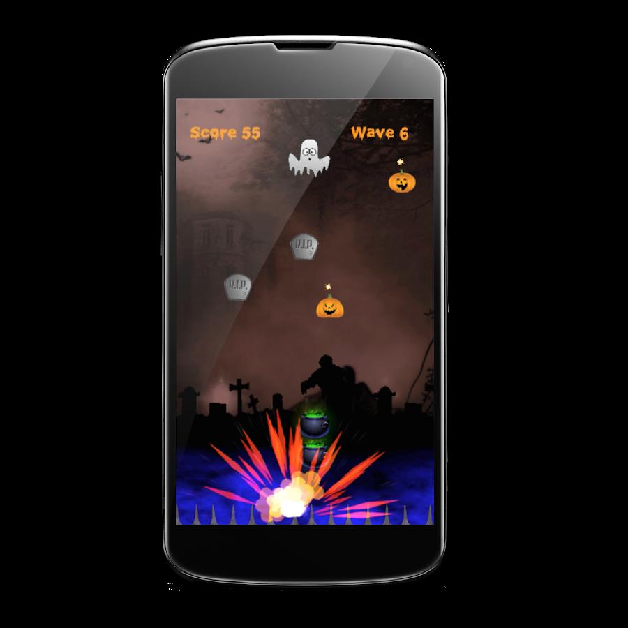 Halloween Pumpkin Smash Redux- screenshot