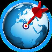 Bullseye! Geography Challenge