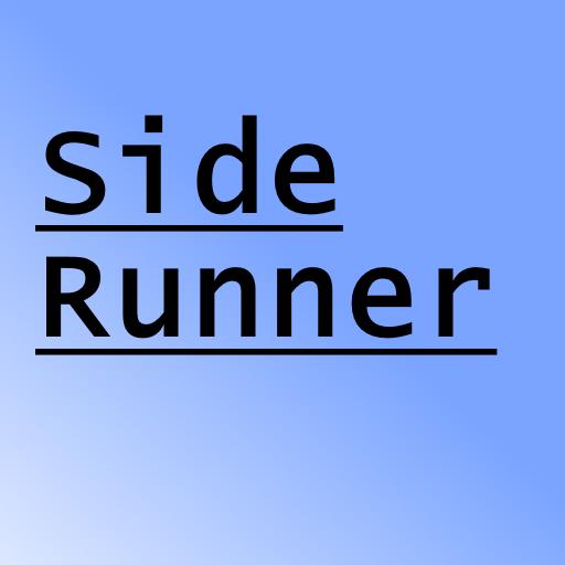 Side Runner LOGO-APP點子