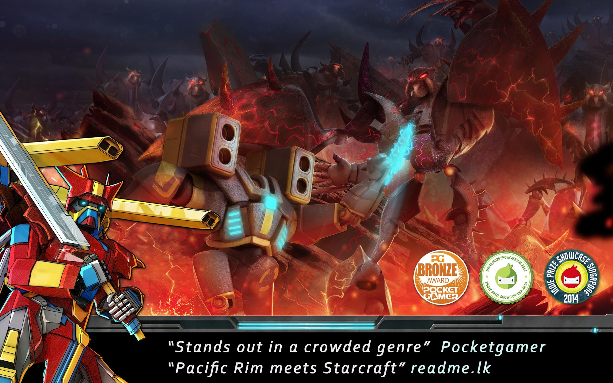 Nitropia: War Commanders screenshot #6