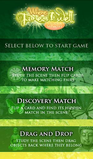休閒必備APP下載|Where Fairies Dwell - Memory 好玩app不花錢|綠色工廠好玩App