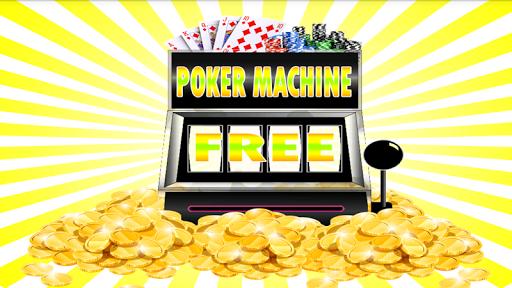 free poker machine