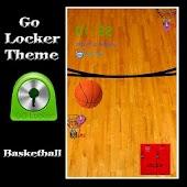 Basketball Go Locker Theme
