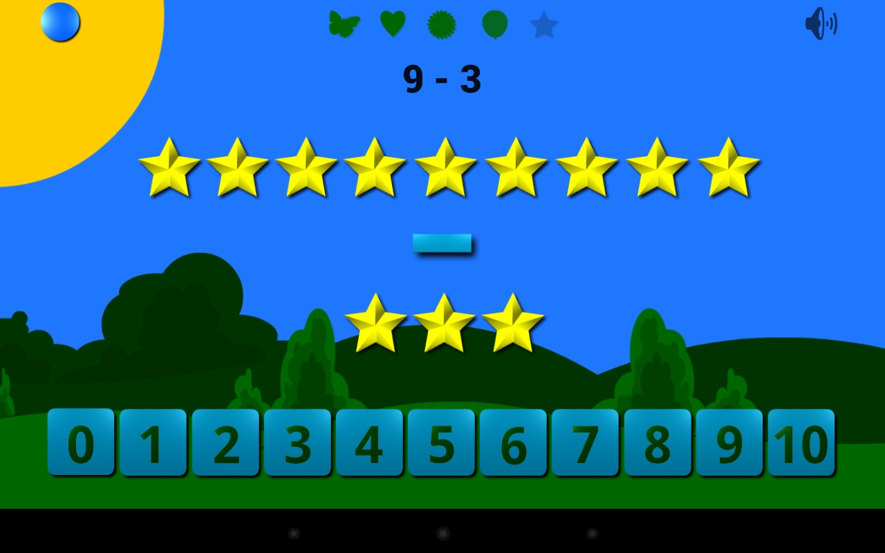 Kids Math and Numbers - screenshot