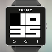 Big Clock Sony SmartWatch 2