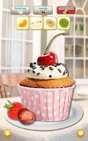 Screenshot of Cupcakes Maker!