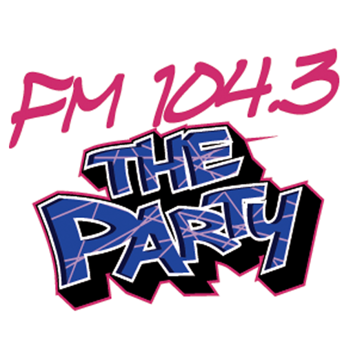 FM 104.3 The Party LOGO-APP點子