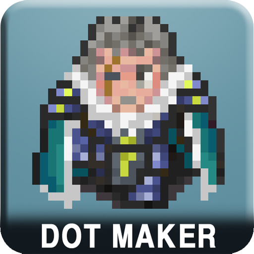 Dot Maker - Dot Painter 媒體與影片 App LOGO-硬是要APP