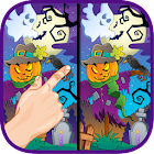 Halloween Game Find Difference icon