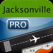 Jacksonville Airport + Tracker