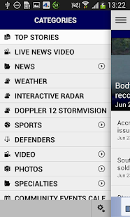 WSFA 12 News - screenshot thumbnail