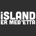 Ísland er með'etta icon