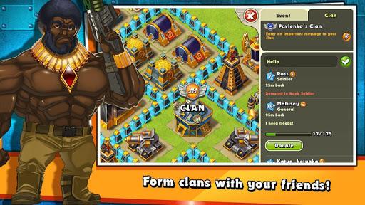 Jungle Heat: War of Clans 2.0.17 screenshots 2