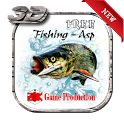 Fishing - Asp 3D FREE icon