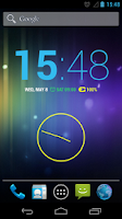 Screenshot of Clock JB+