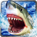 Crazy Shark icon