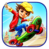 Crazy Skater: Skateboard Games