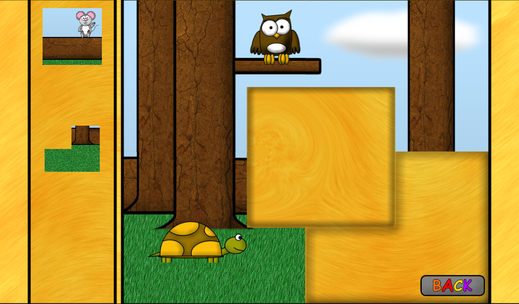Animal Games for Kids: Puzzles- screenshot