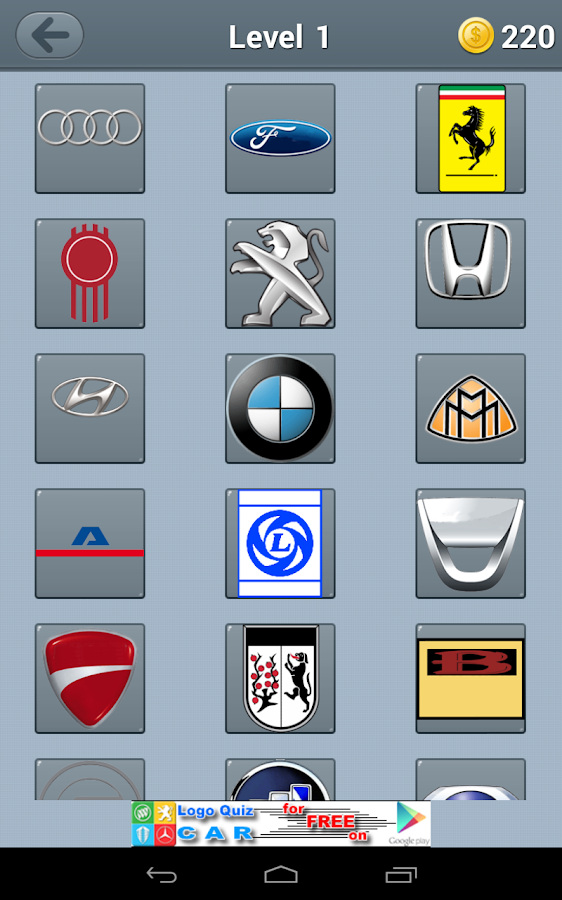 guess the symbols game