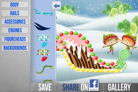Pimp Santa's Sleigh- screenshot thumbnail