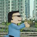 Gangnam Style Animated LWP icon