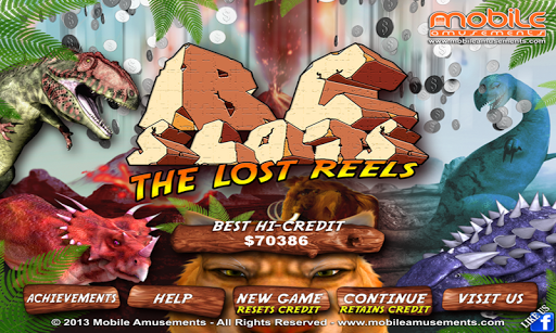 BCSlots The Lost Reels PREMIUM