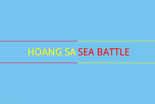 Hoang Sa Sea Battle