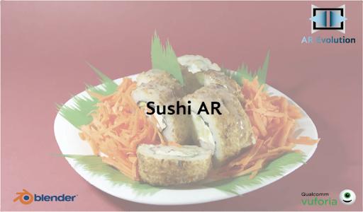 Sushi Menu AR