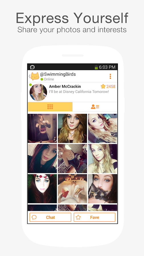 MeowChat- screenshot