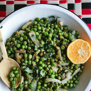 Kerala Spiced Peas Recipe