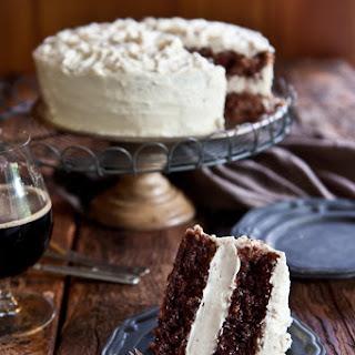 Beer Velvet Cake