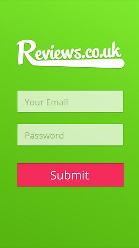 Reviews.co.uk B2B App