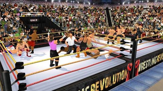 Wrestling Revolution 3D v1.410