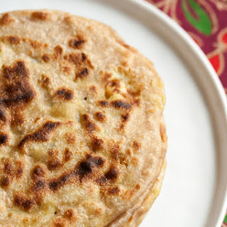 Paratha With All Purpose Flour Recipes.
