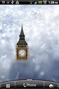 Big Ben Clock Widget Free - screenshot thumbnail