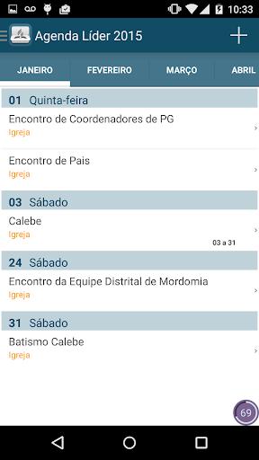 Agenda Campos ULB