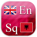 English - Albanian flashcards icon