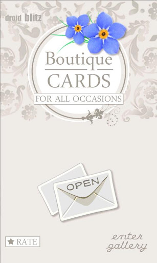 Boutique Cards