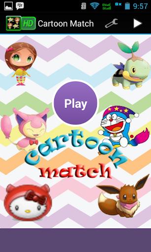 Cartoon Match