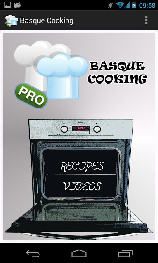 Basque Cooking- screenshot