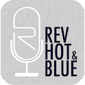 Rev Hot And Blue Classic Jazz logo