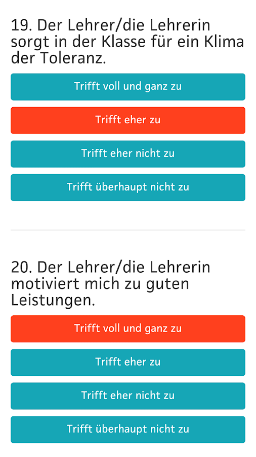 Edkimo. Die Feedback-App.- screenshot
