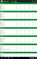 Screenshot of WorldCup 2014