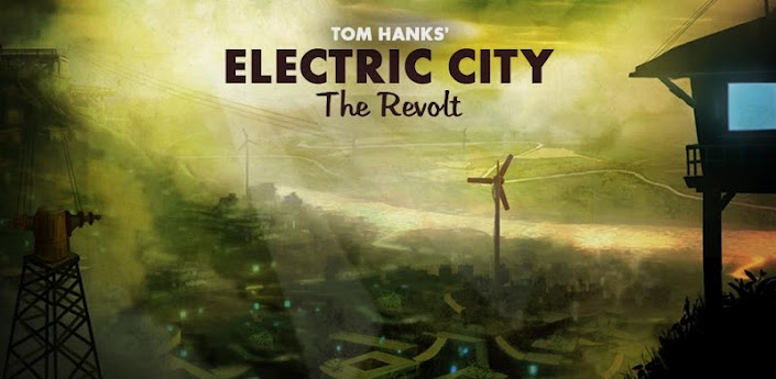 ELECTRIC CITY The Revolt apk
