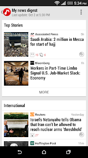 News Republic – Breaking news - screenshot thumbnail