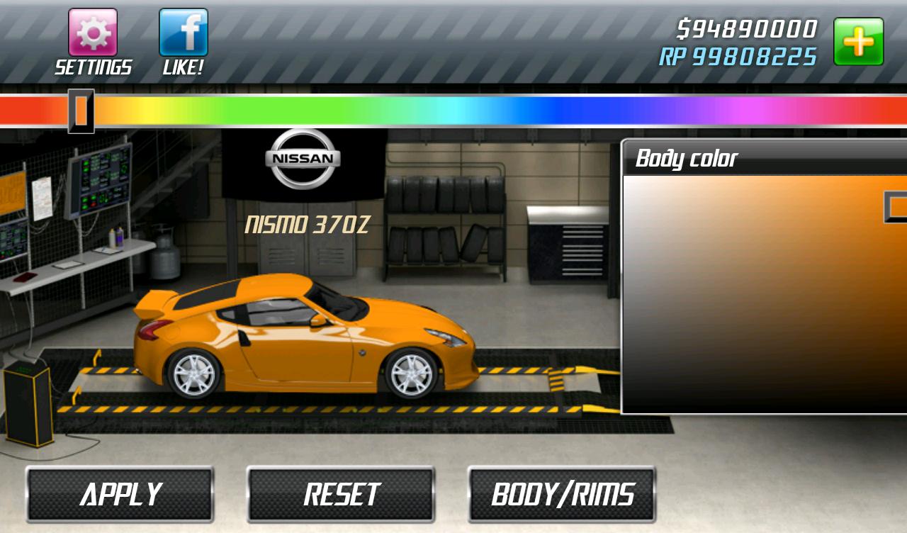 Drag Racing screenshot #16