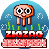 Zigzag Jellyfish:Dodge Box